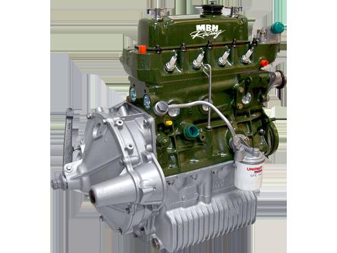 Motor/Gearkasse